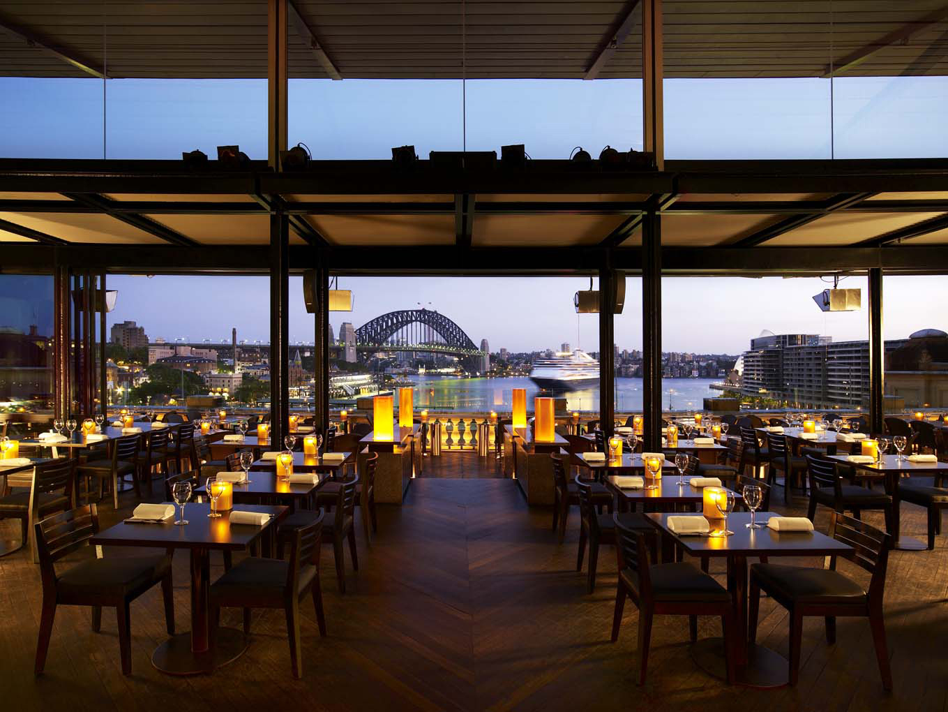 Breakfast Cafes The Rocks Sydney