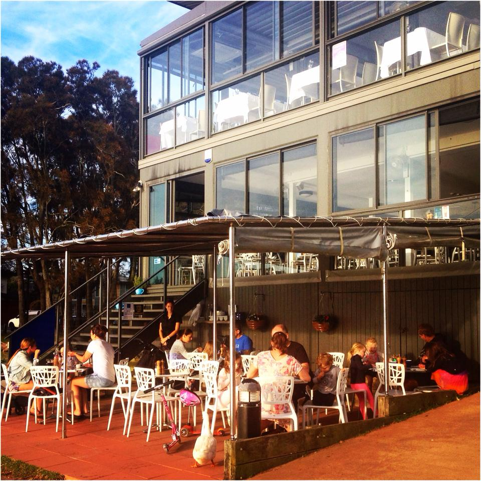 The Boatshed Cafe Bar Narrabeen Nsw